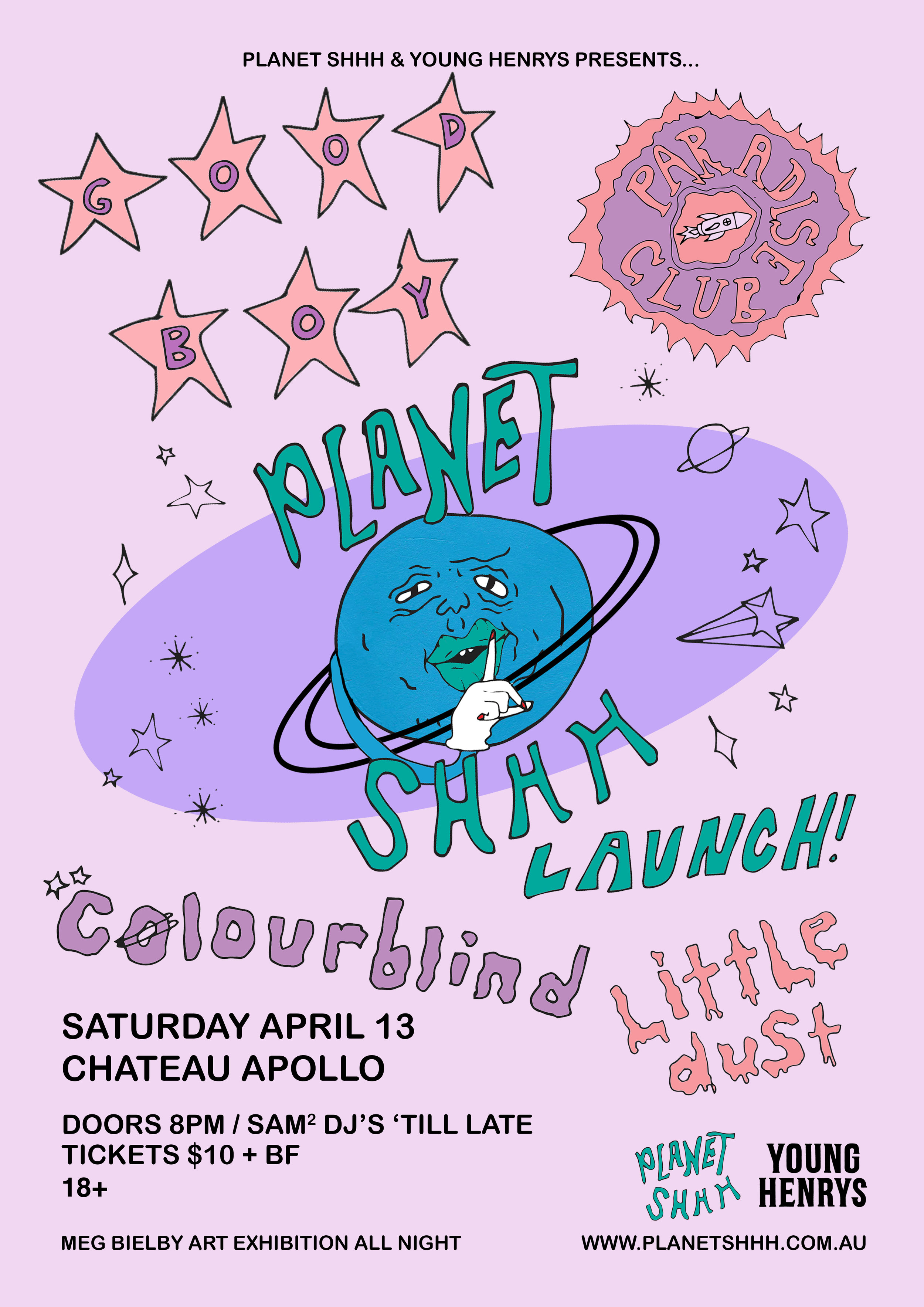 Planet Shhh Launch Poster FB.jpg