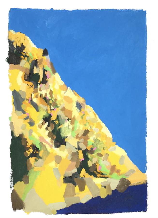 #1 - oil on canvas - 48 x 72