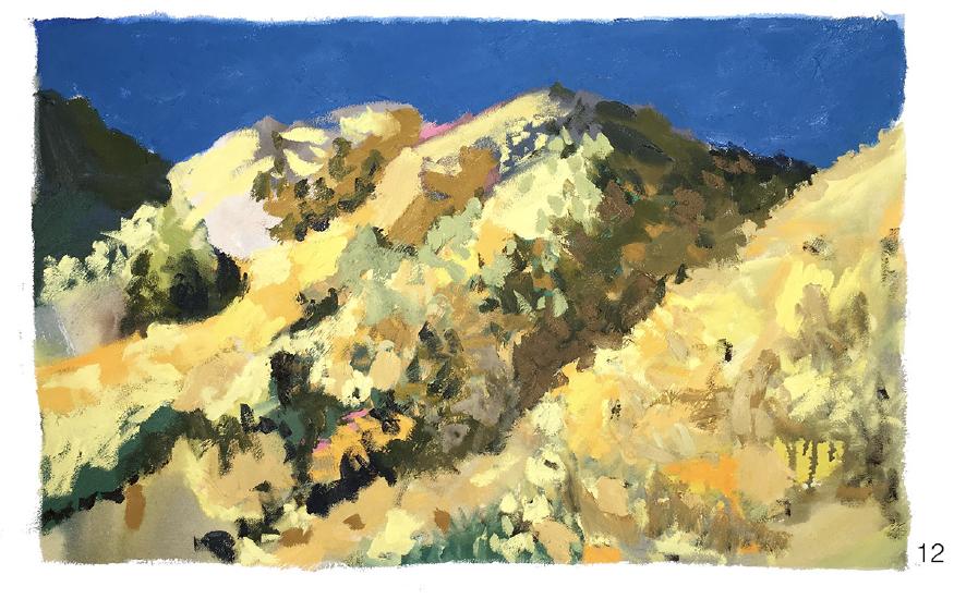 #12 - oil on canvas - 24 x 36