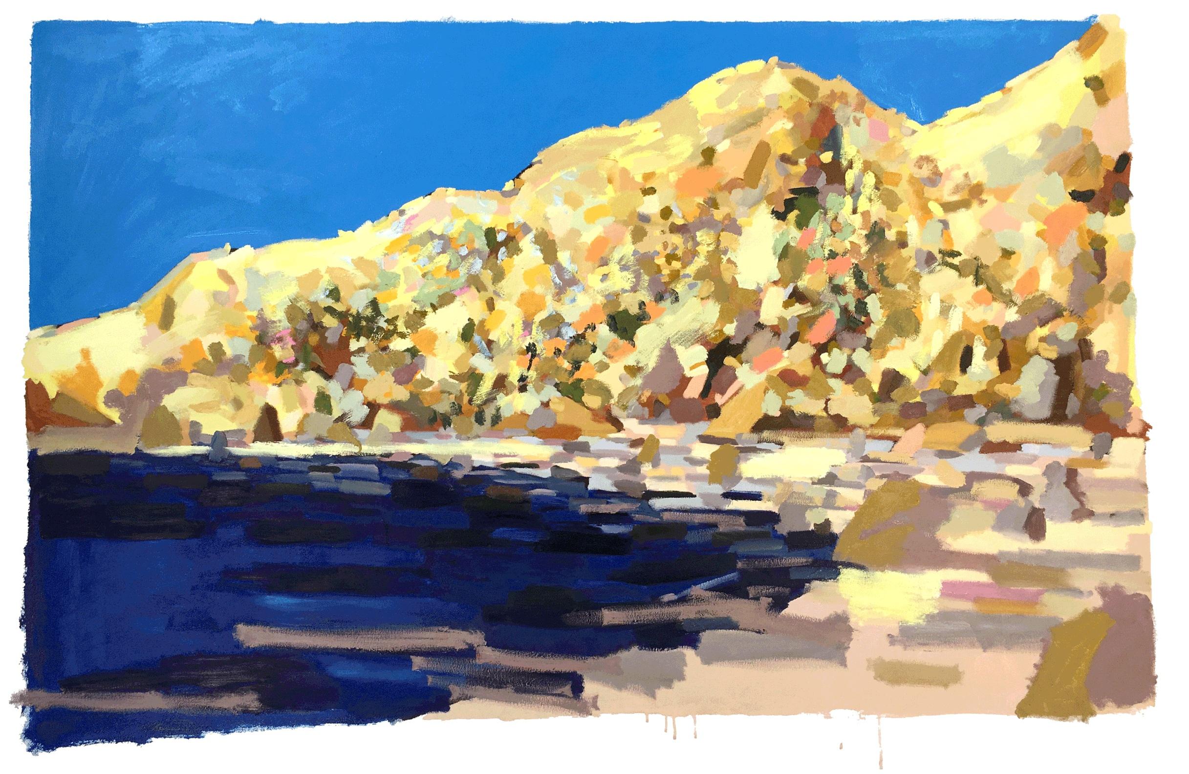 #14 - oil on canvas - 48 x 72
