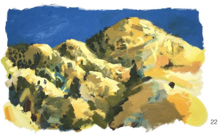 #22 - oil on canvas - 24 x 36