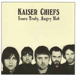 """""""Ruby"""" by Kaiser Chiefs - Ok, so I left room for the casuals in the crowd. I've heard this song in elevators, malls, department stores… but not before I heard it on Guitar Hero! If you bottled up mid-2000s indie-alt and sold it as a body spray, it would smell just like """"Ruby"""". Catchy as all hell, I don't think the Kaiser Chiefs had any idea what they were doin' doin' doin' to us."""