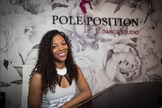 About the Author - Taylor Starke is a professional aerialist and proud owner of Pole Position Dance Studio (@poleposition_ny) in White Plains, NY. She discovered her love for dance in 2015 when she ventured into a pole dance class and hasn't looked back since. She's been featured in venues such as the 2019 International Pole Convention and Schtick a Pole In It event in NYC. When she isn't teaching pole, you can find her at home bingeing the latest series on Netflix or throwing a frisbee for her Mini Aussie, Hazel. You can follow her fitness journey @starkestruck.