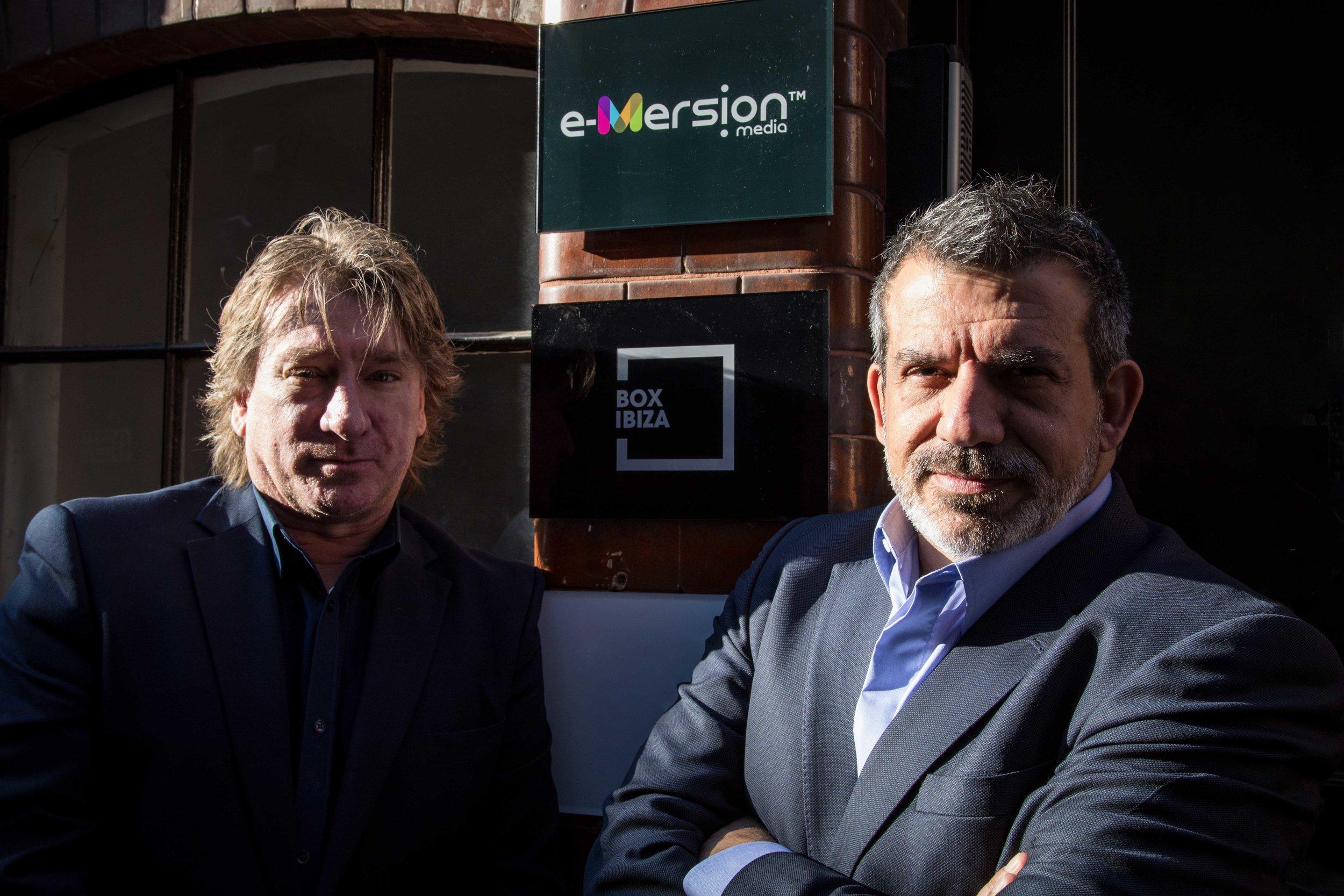 John Iliopoulos, Founder & Vincenzo Viola, CEO