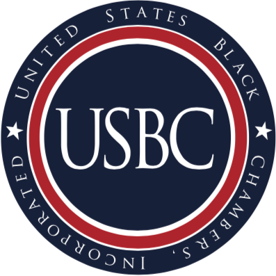- The U.S. Black Chambers, Inc. (USBC) provides committed, visionary leadership and advocacy in the realization of economic empowerment. Through the creation of resources and initiatives, we support African American Chambers of Commerce and business organizations in their work of developing and growing Black enterprises.