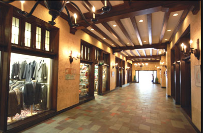 Lobby - Chamber of Commerce Building