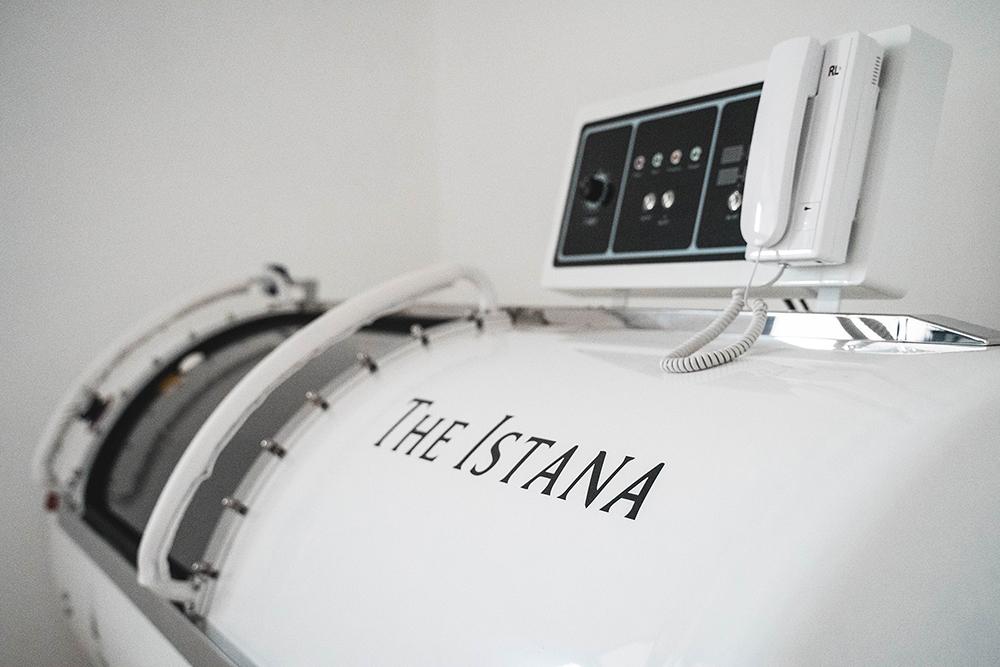 Hyperbaric Chamber (HBOT) -