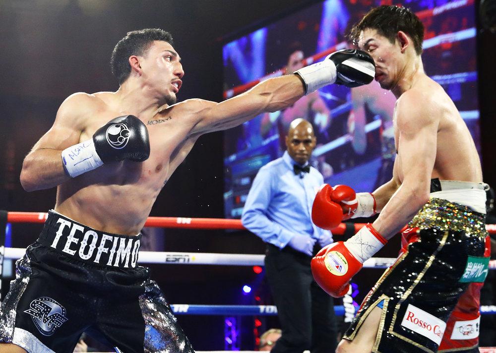 Lopez vs. Nakatani