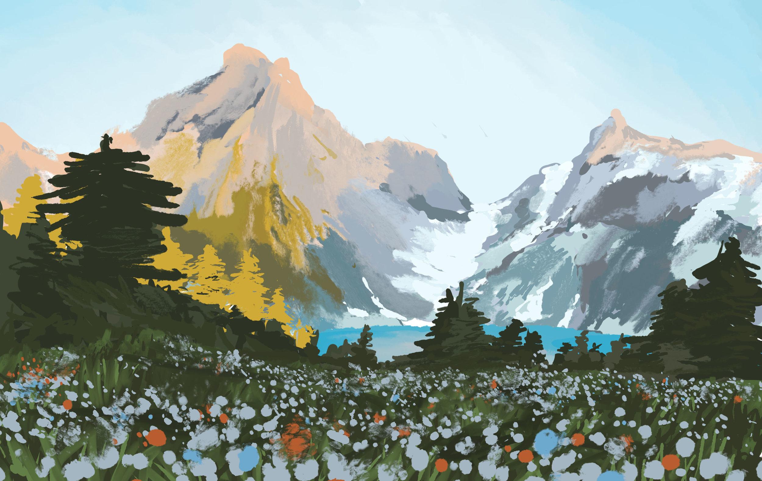Mountain Environment
