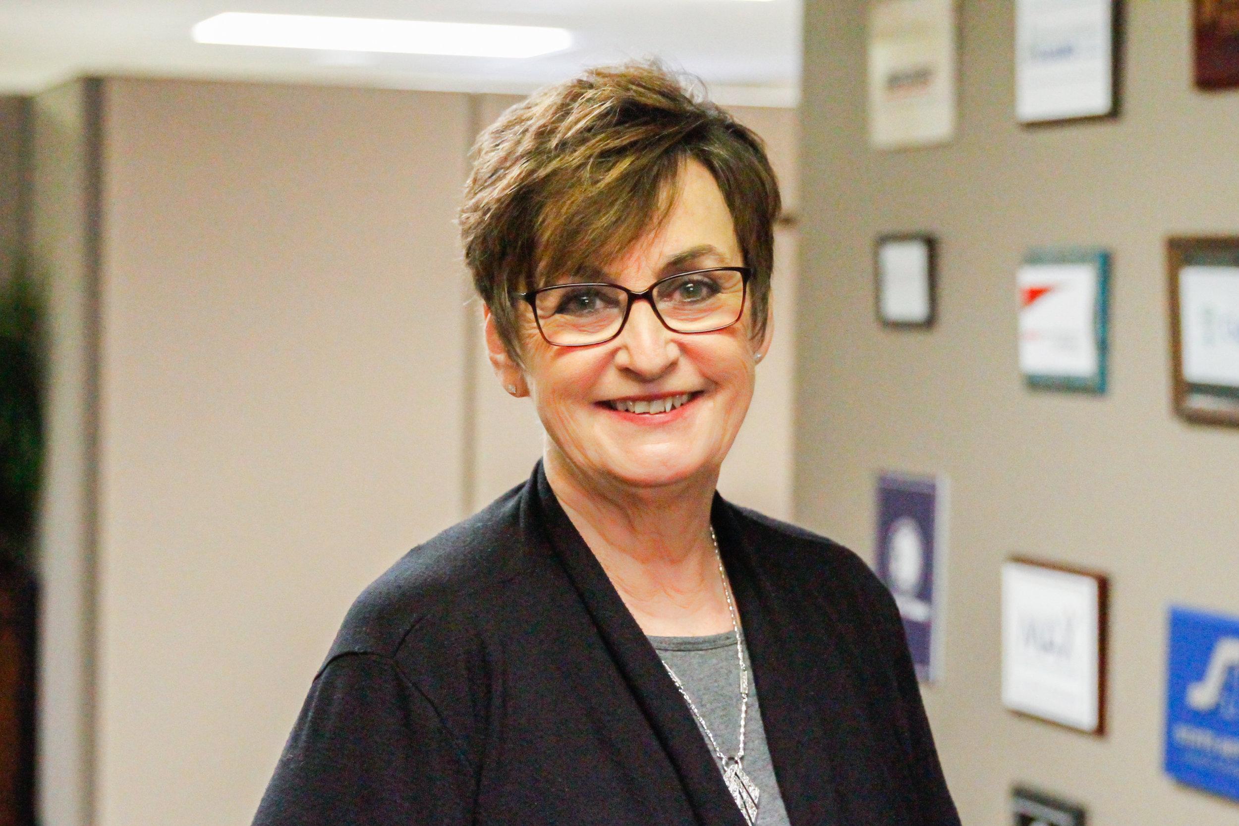 Teresa VanHouten | Accounting