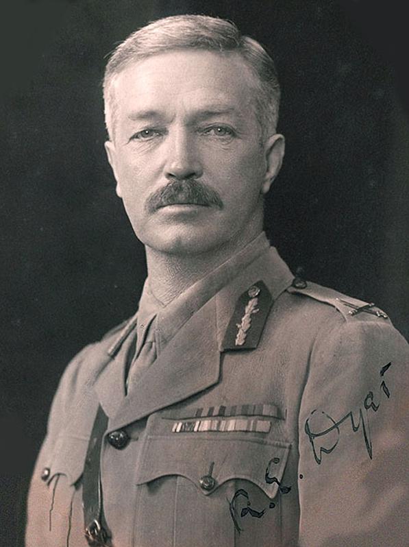 Brigadier-General R E Dyer