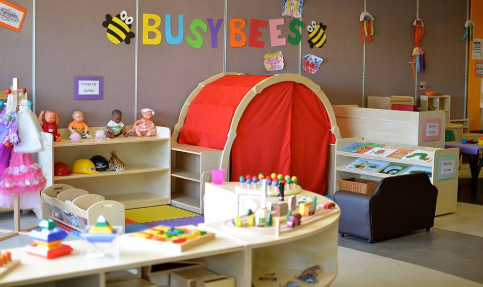The Busy Bees Room