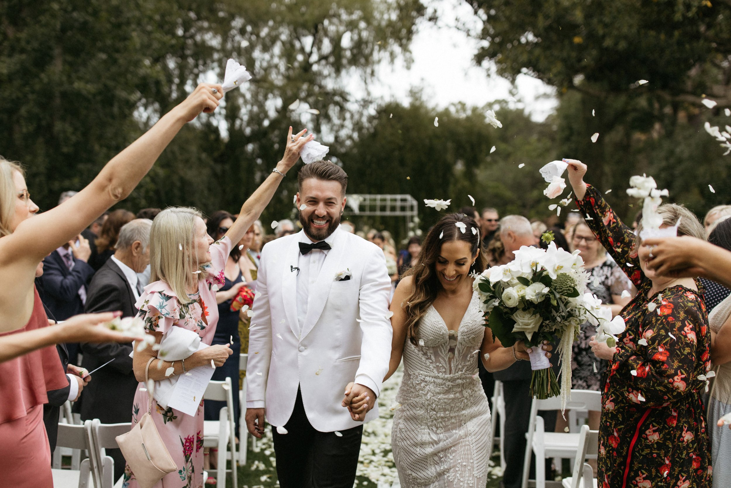 The Stylist's Guide wedding - Maree Stoubos & James Hopgood