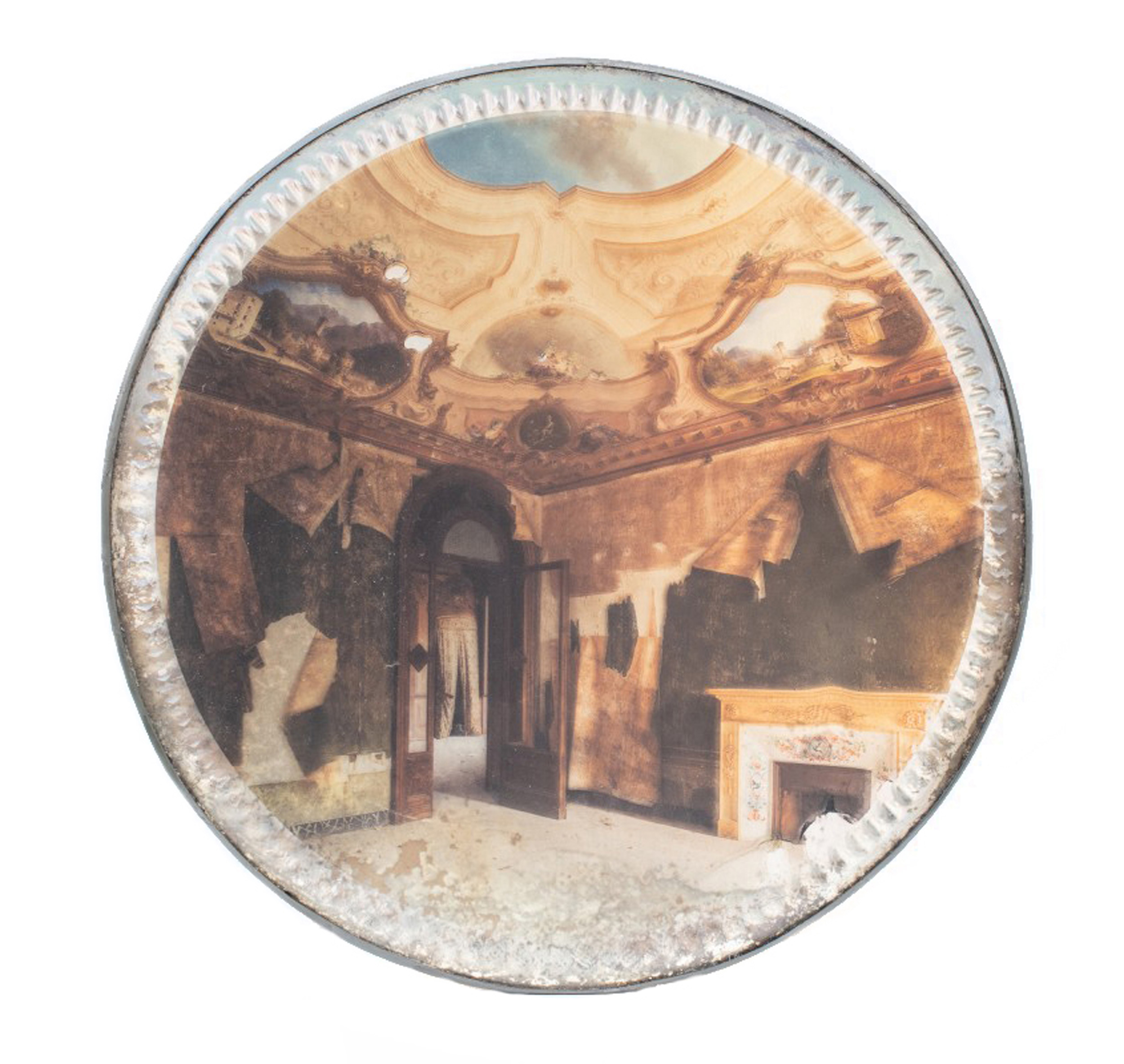 Baroque Villa on Foxed Mirror, 2018