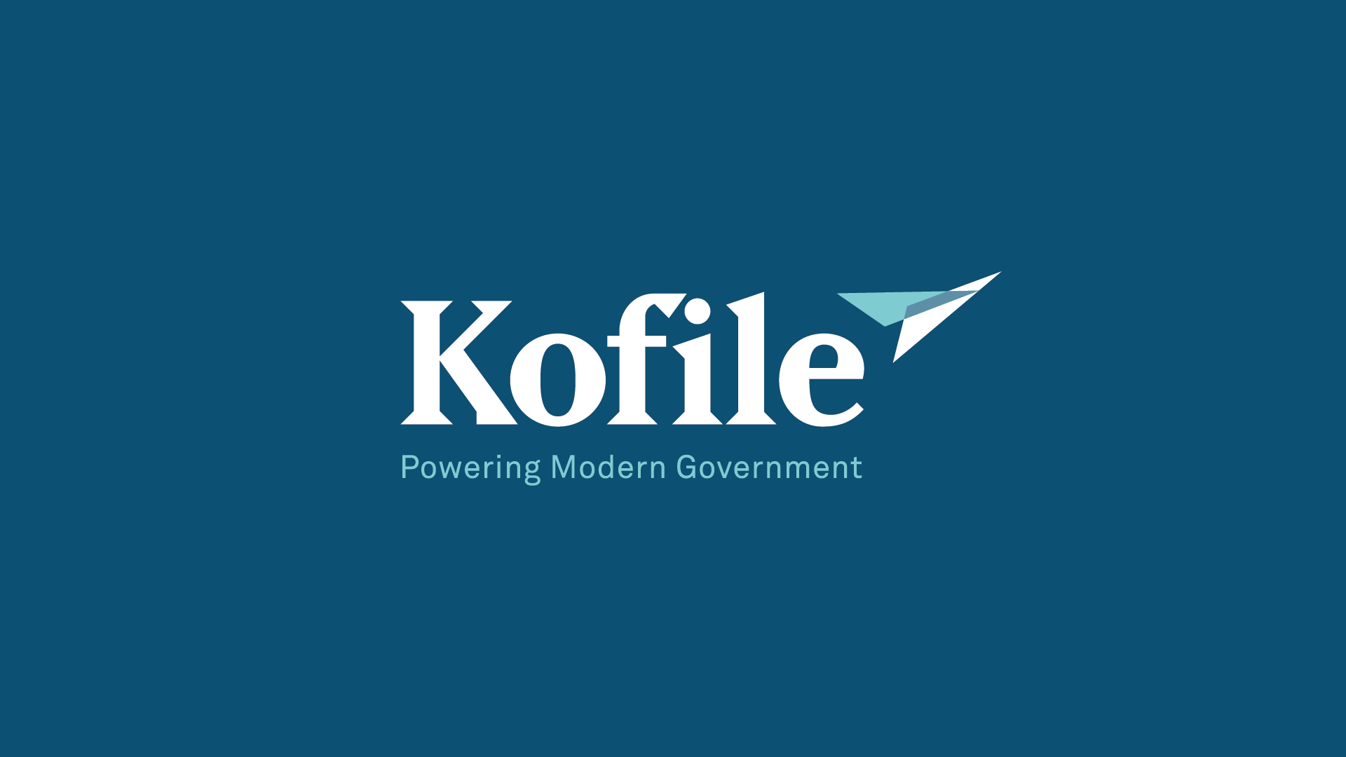 Kofile partners with government agencies nationwide to help them meet their citizens' needs by modernizing information management and access systems