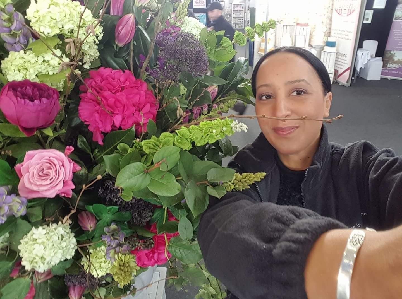 Lorraine Allinson florist