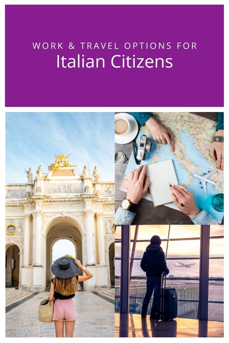 Working Holiday Visas for Italian Citizens — Workingholidays.co