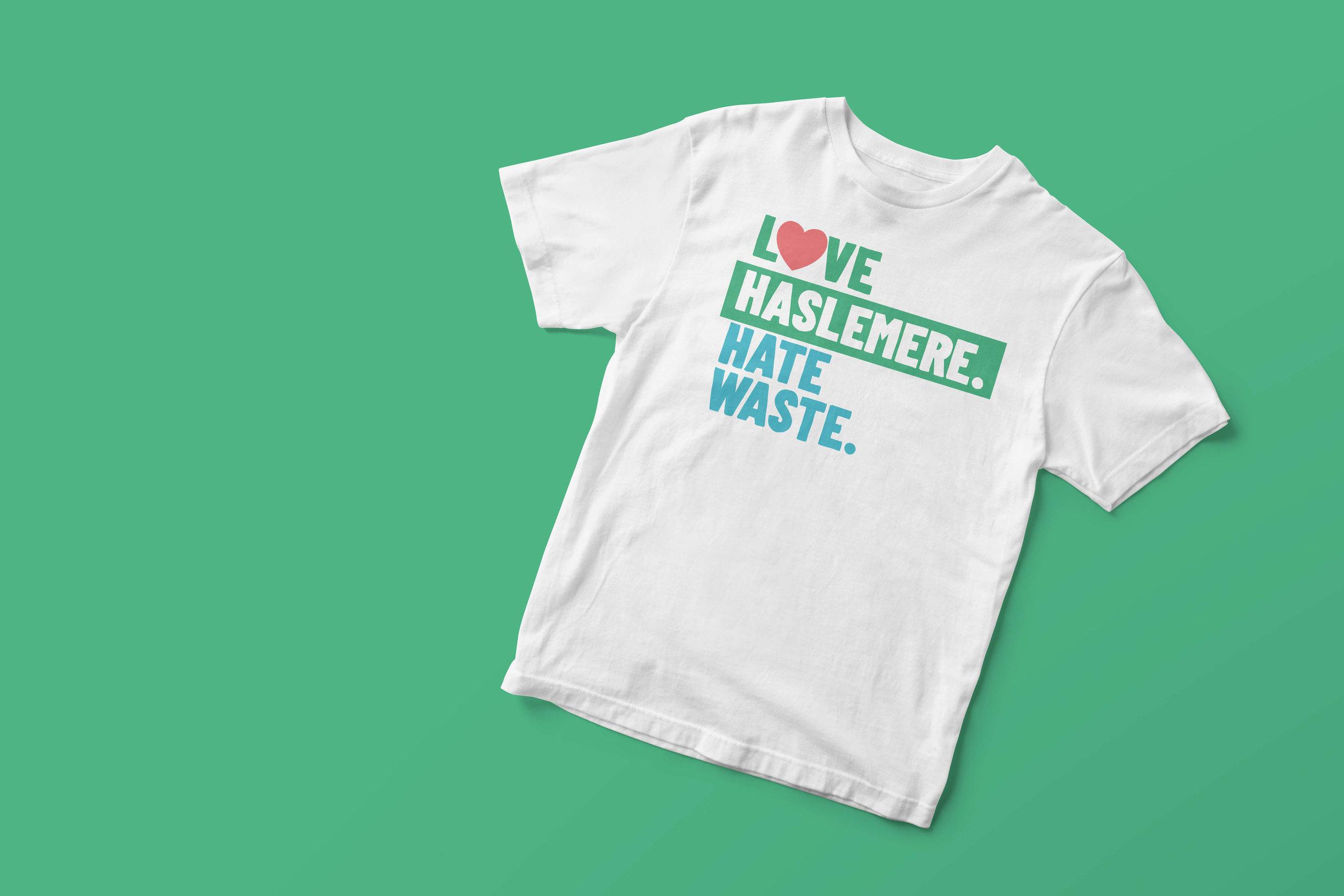 LHHW T-shirt Mockup
