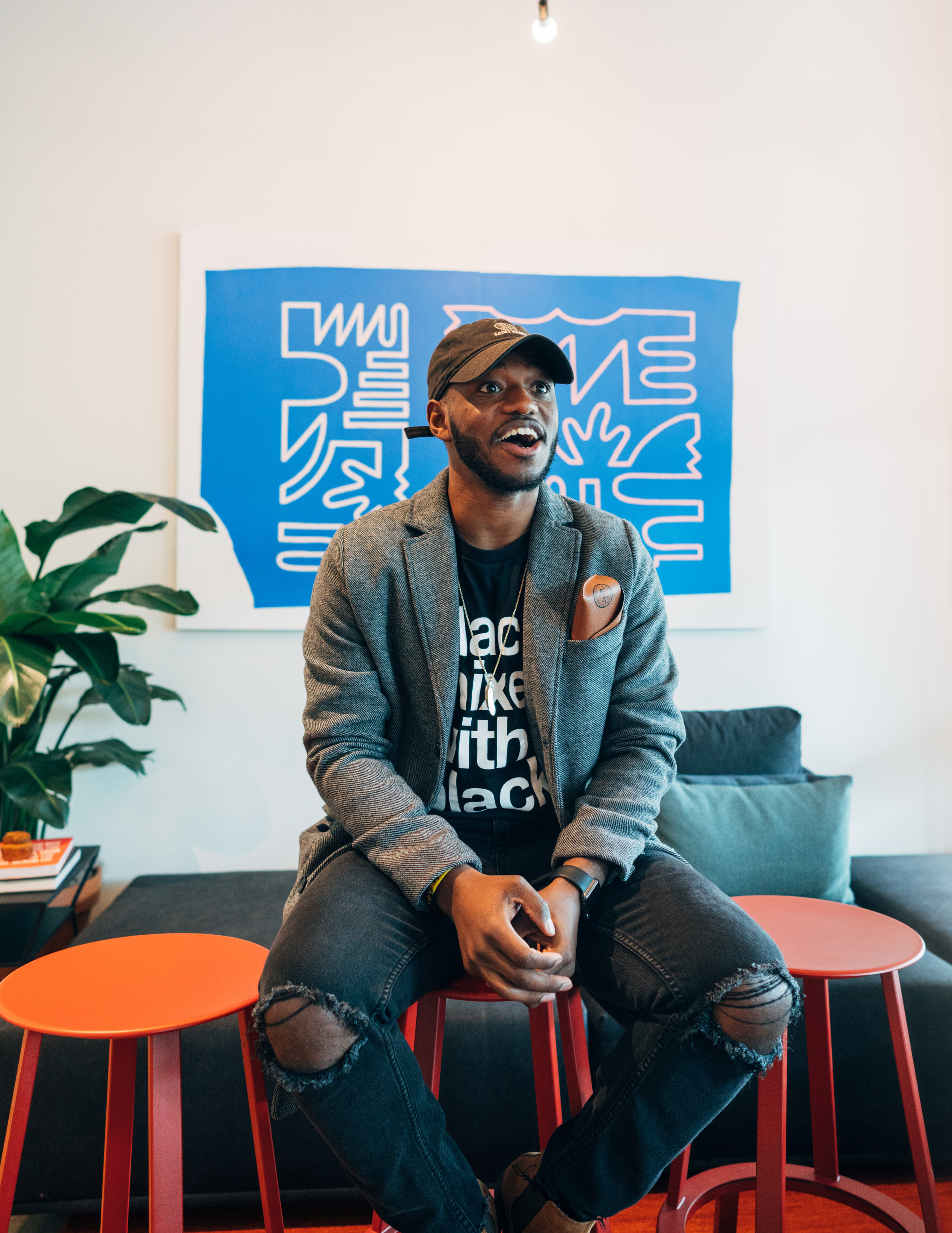 """WHY WE DO THIS - Black and Latino employees combined represent only 3-5% of all employees. In addition, the ongoing debates about whether the lack of diversity is due to a """"pipeline problem"""