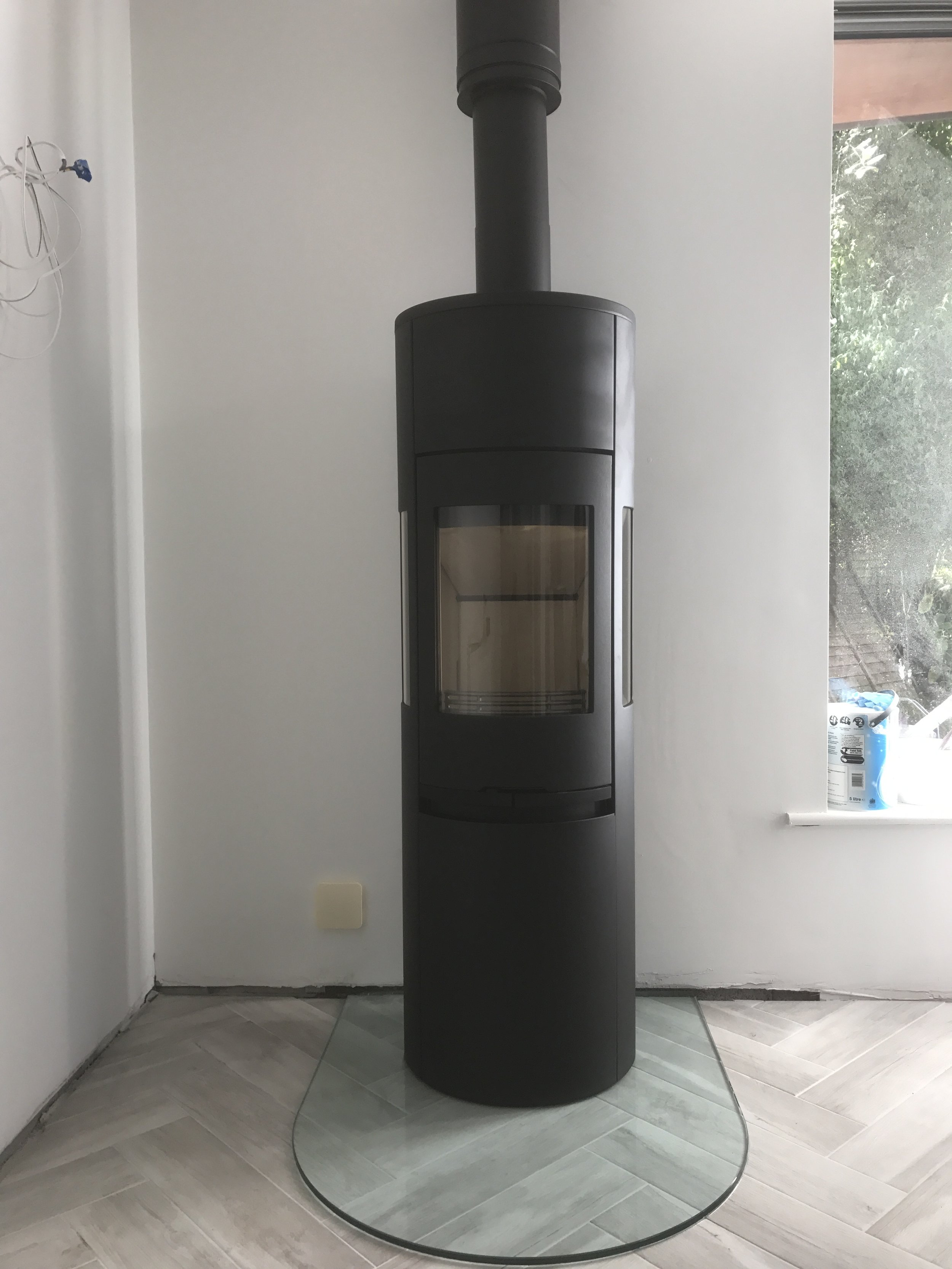 Brush Strokes Stove Installations