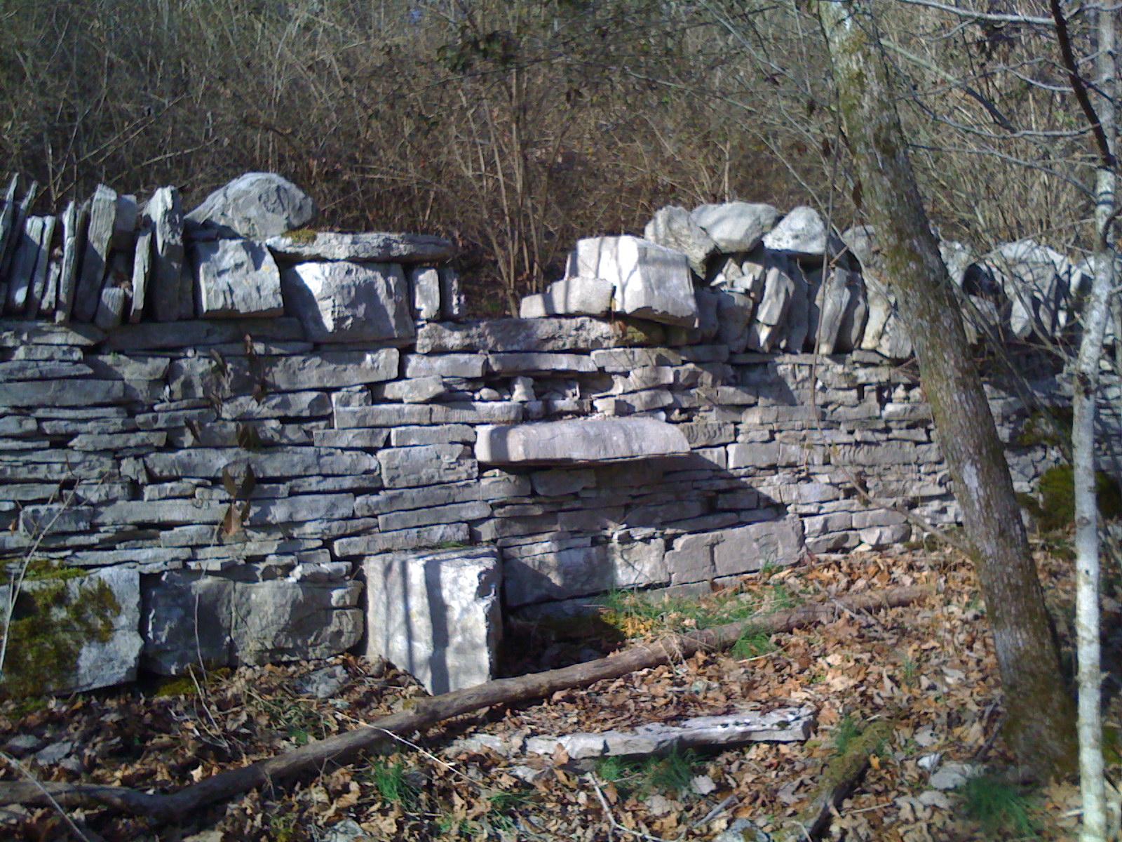 History of Dry Stone Construction -