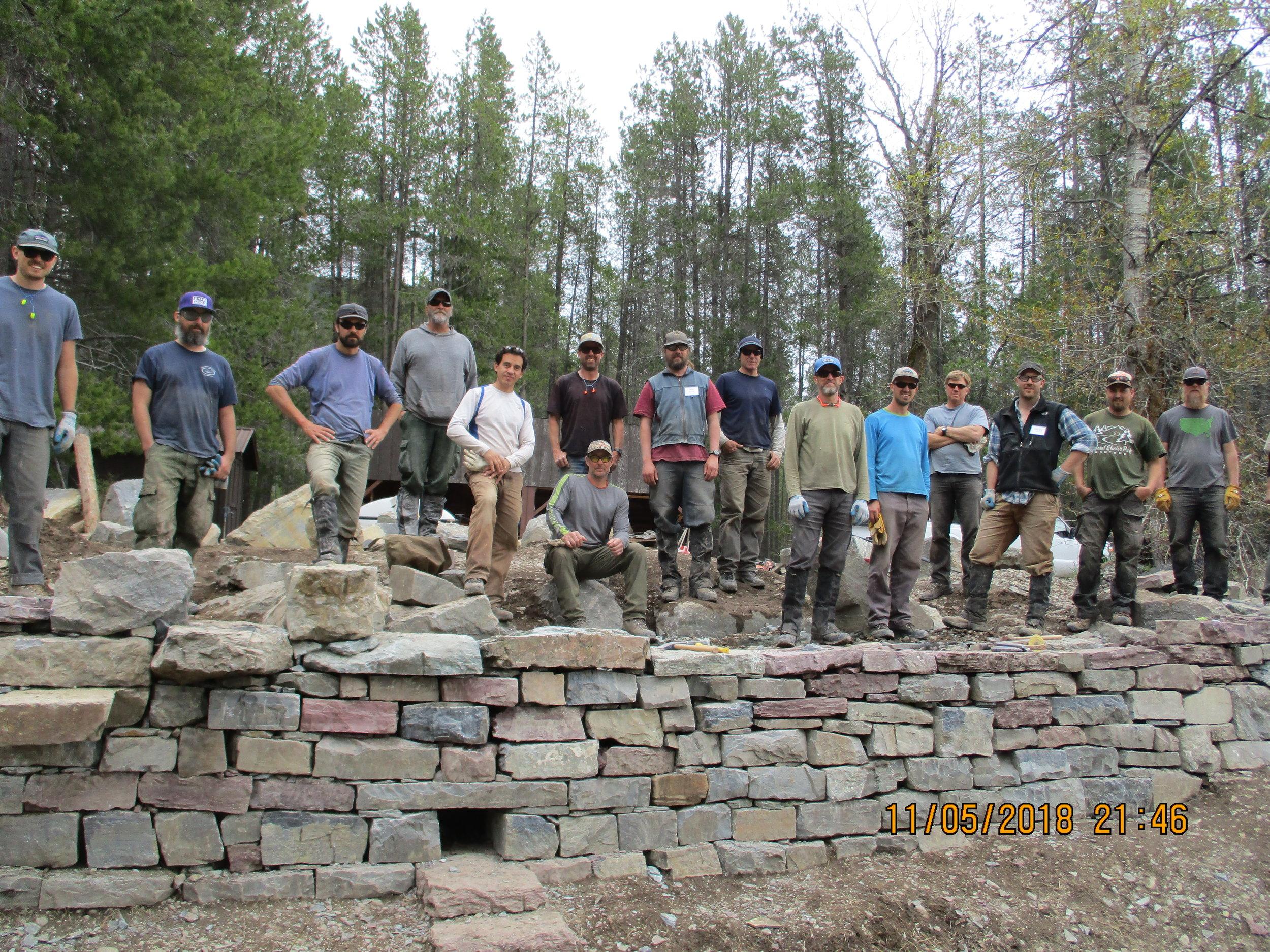 Glacier National Park Staff Training 2018