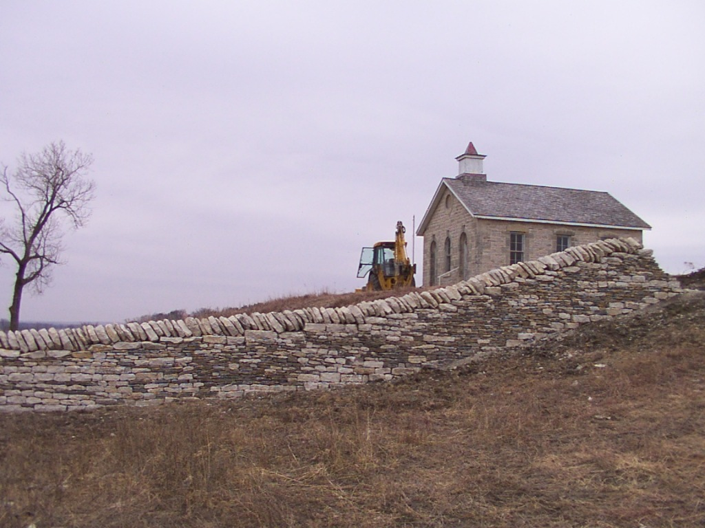 Tallgrass Prairie National Preserve, 2004-2005 -