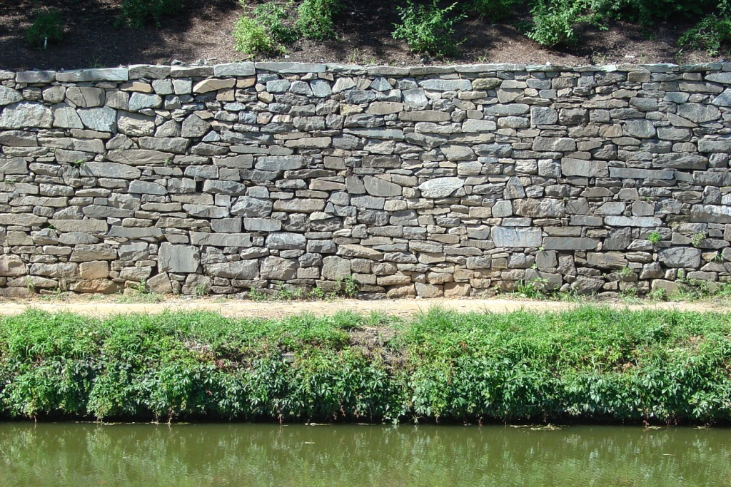 C&O Canal, Georgetown, DC 2000 & 2003 -