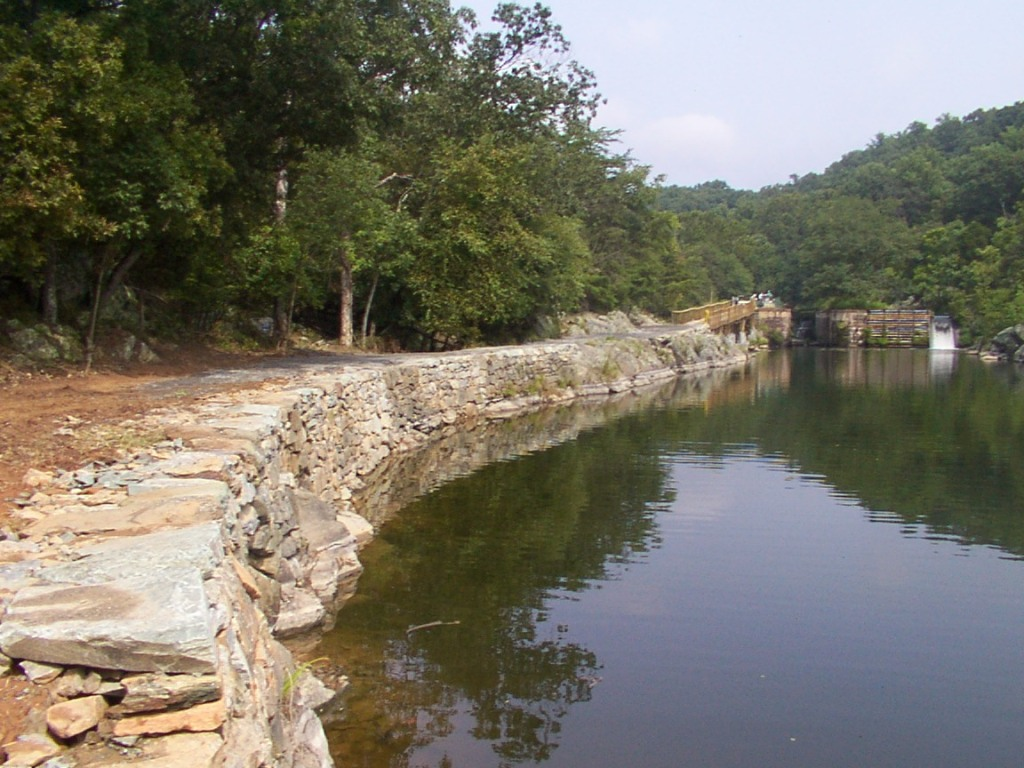 C&O Canal Widewater Basin, Maryland 2005 -