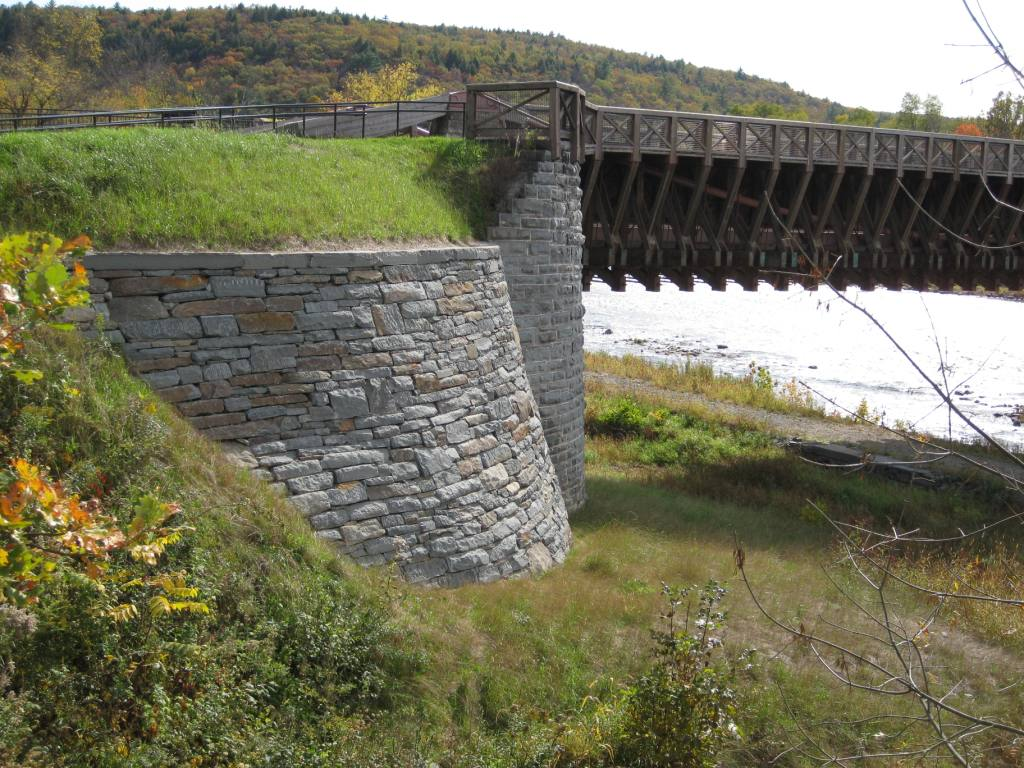 Roebling Deleware Aqueduct 2007-2008 -