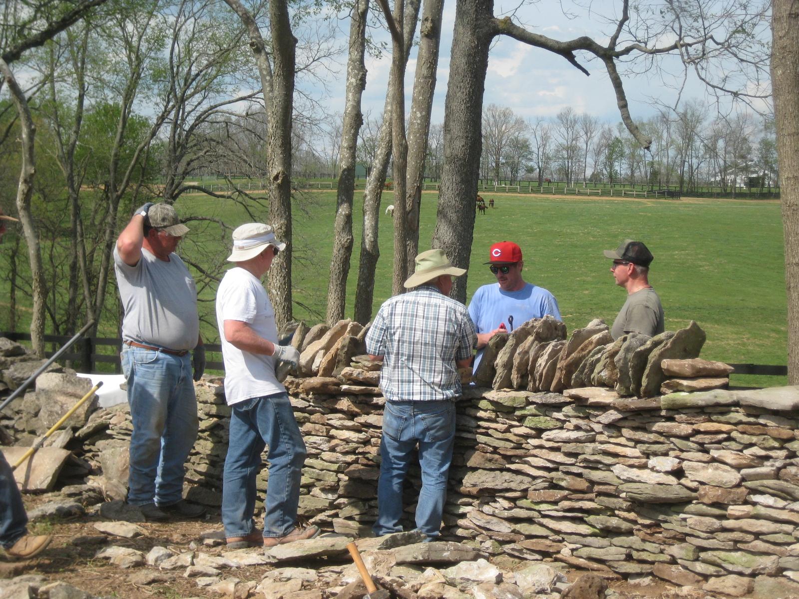 Volunteer Workday, Fayette County, Kentucky 2017 -