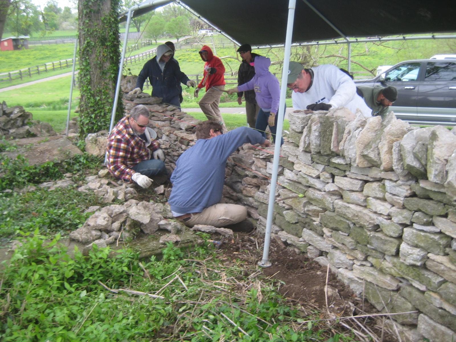 Intro Workshop at Buena Hill Farm - April 27-28, 2019