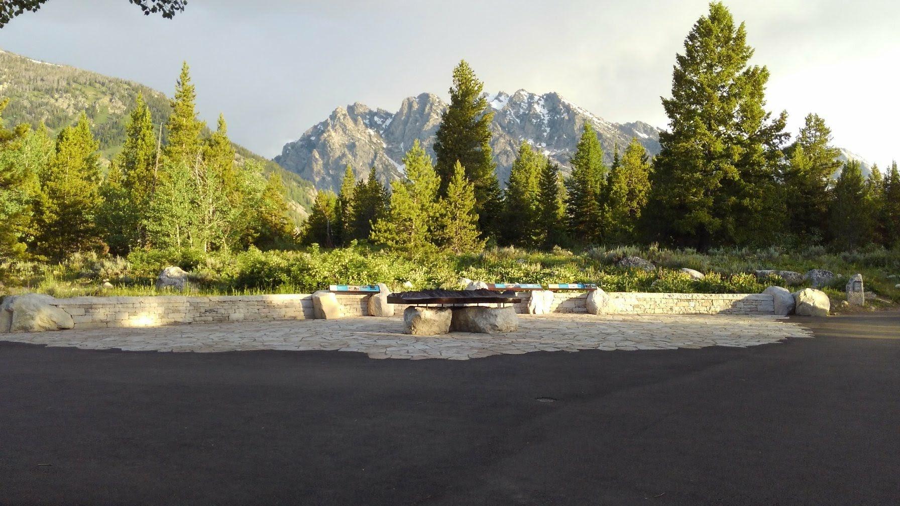 Grand Teton National Park - Jenny Lake Renewal Project - Ribbon Cutting - July 2019