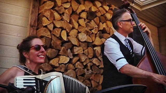 Moka Java Duo #mokajavaduo #accordéon #contrebasse