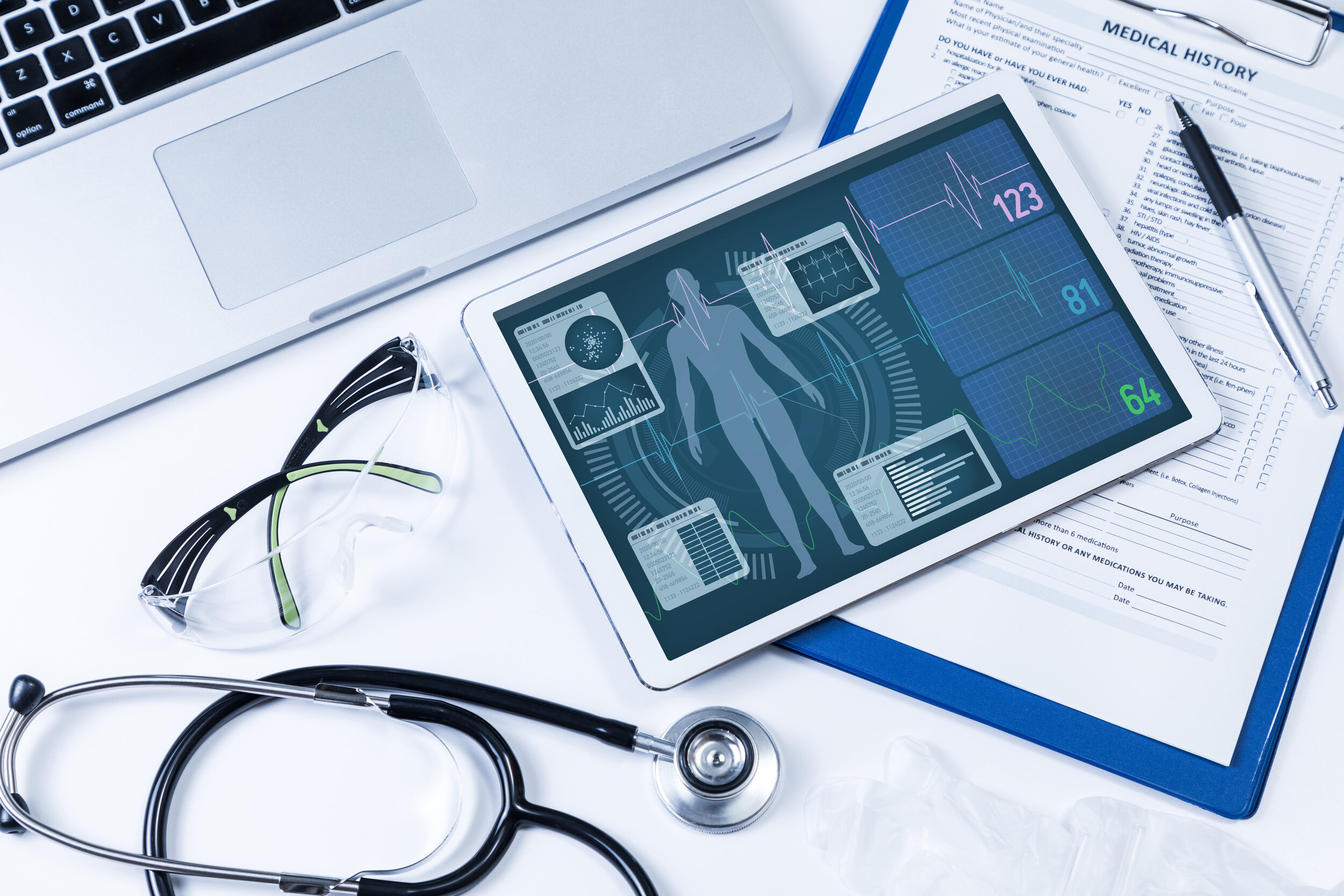 Automation of Medical Records