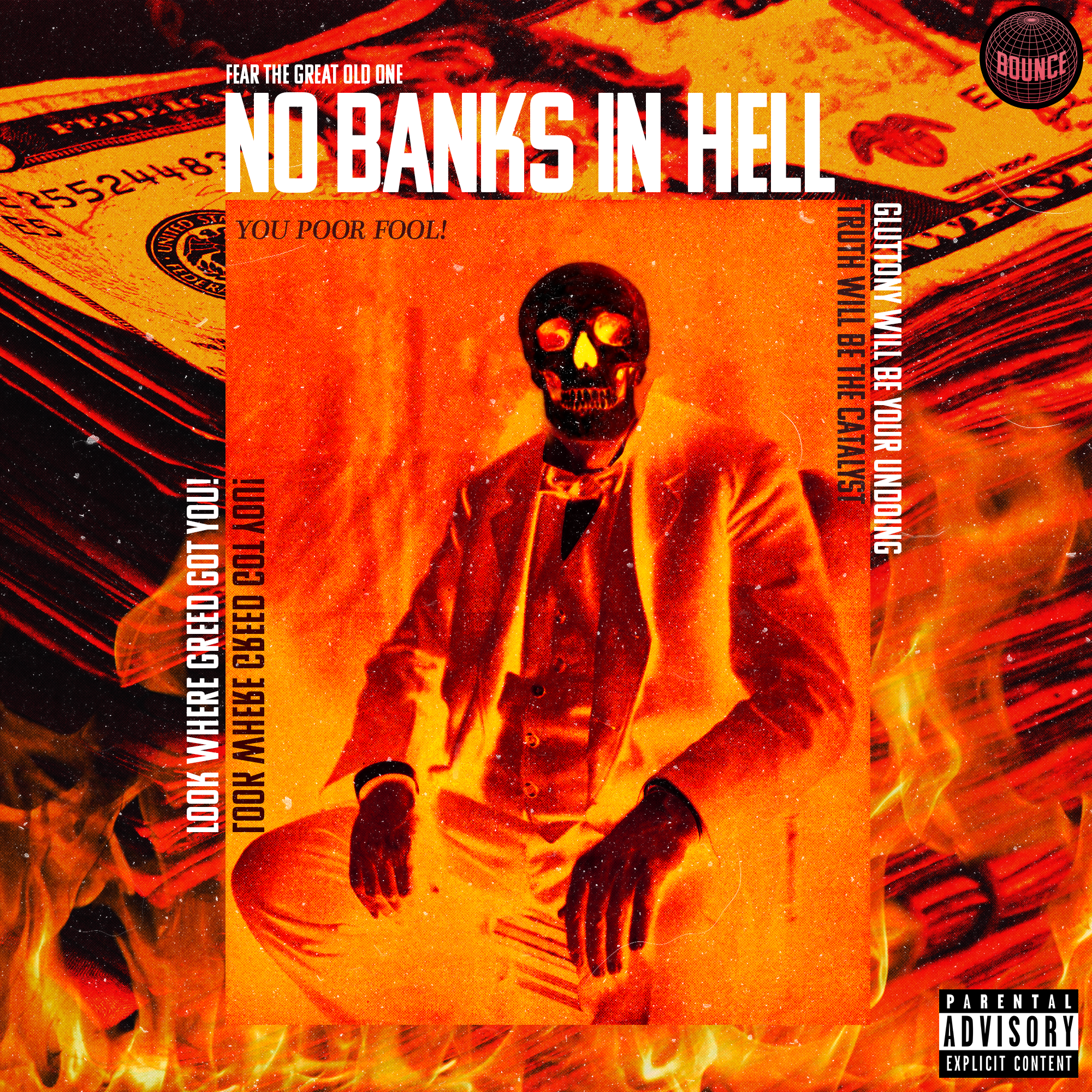 NO BANKS IN HELL
