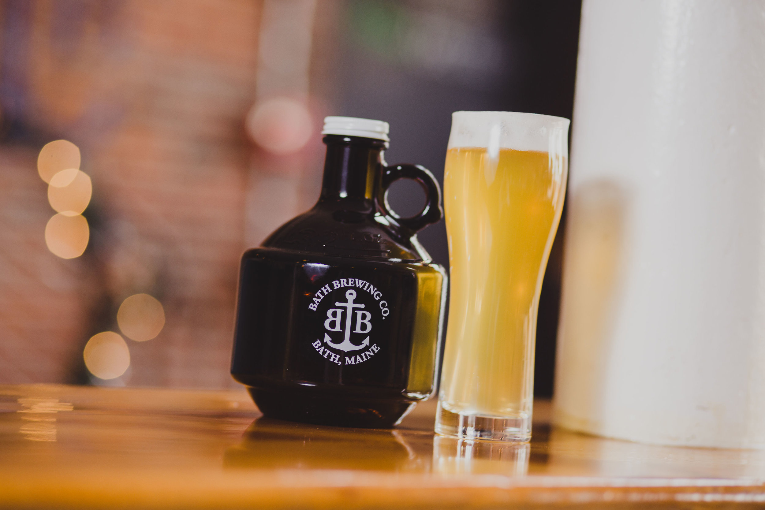 Beer Icon with Growler - Photo by James Harden