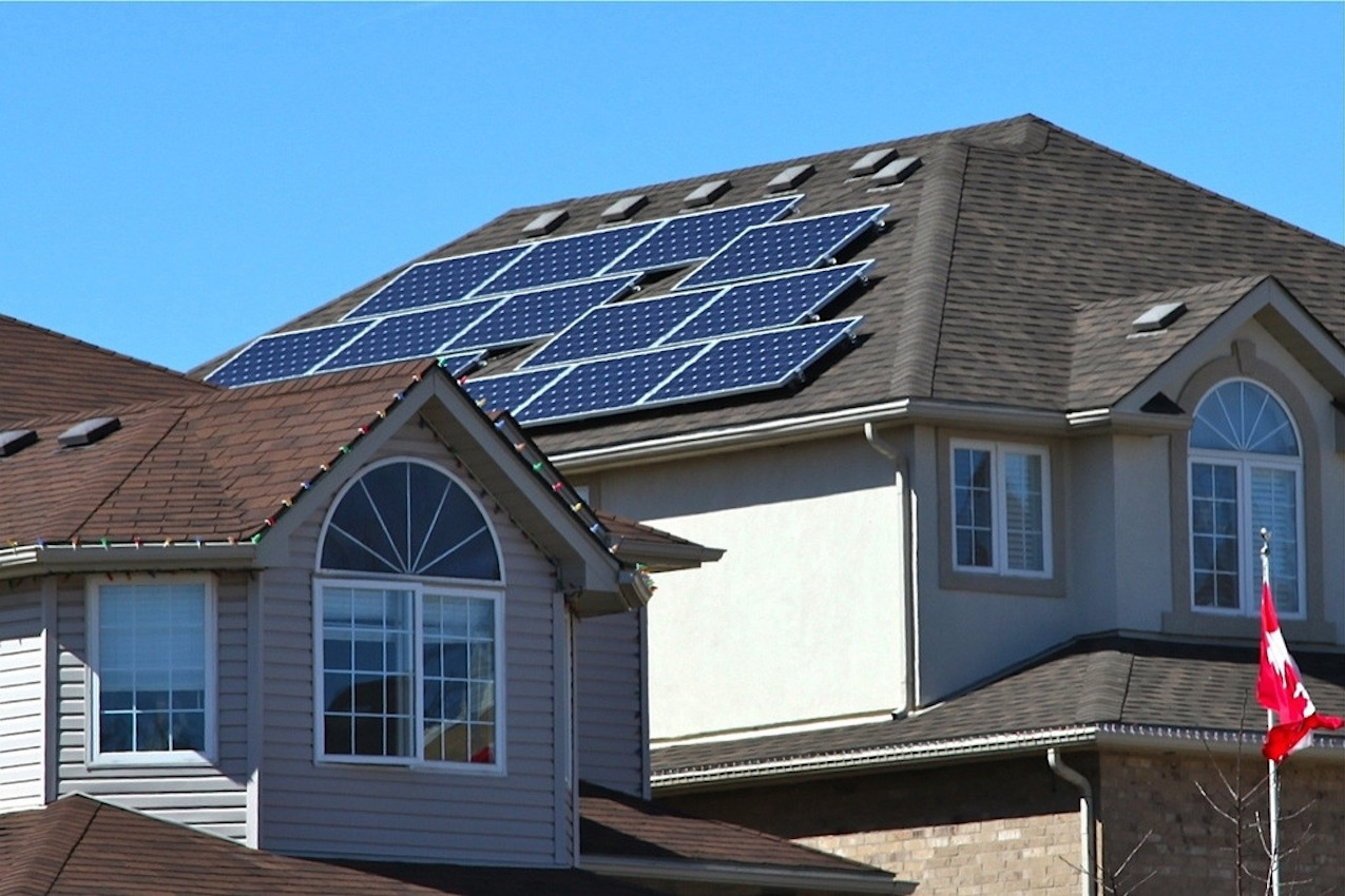 Residential Solar Panels - Solar Panels are the most effective way for homeowners to reduce electricity costs. Solar power is cost free (after it's installed) and comes from an abundant and renewable source of sun energy. Ask us how you can save money by installing solar panels in your home.