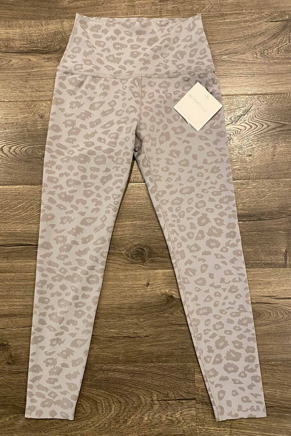 Sale Beyond Yoga Leopard Jacquard High Waisted Legging Ride Oakland Cycling Studio Cycling Spin Class In Oakland