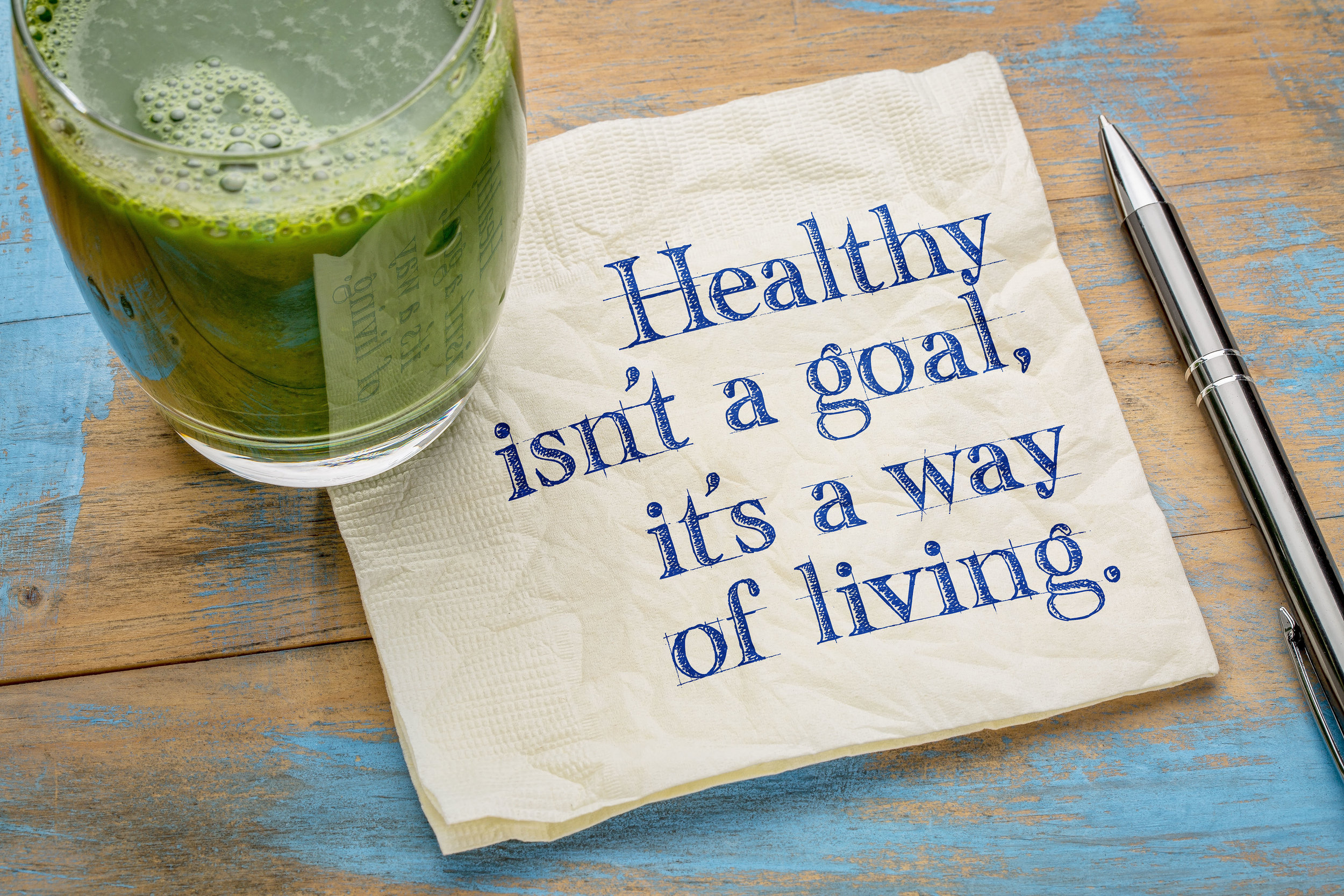 Health is a way of life