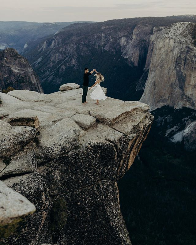 T minus four days and we'll be an a country we have been wanting to see for years and years. Currently planning out where we'll be eating while in Iceland so any suggestions welcome :) ps swipe to see when you want to do your engagements in Yosemite but are terrified of heights . . . . . . . . . . . . #icelandweddingphotographer #greeceweddingphotographer #italyweddingphotographer #parisweddingphotographer #spainweddingphotographer #barcelonaweddingphotographer #croatiaweddingphotographer #yosemitenationalpark #yosemiteweddingphotographer #elopementphotographer #destinationweddings #destinationweddingitaly