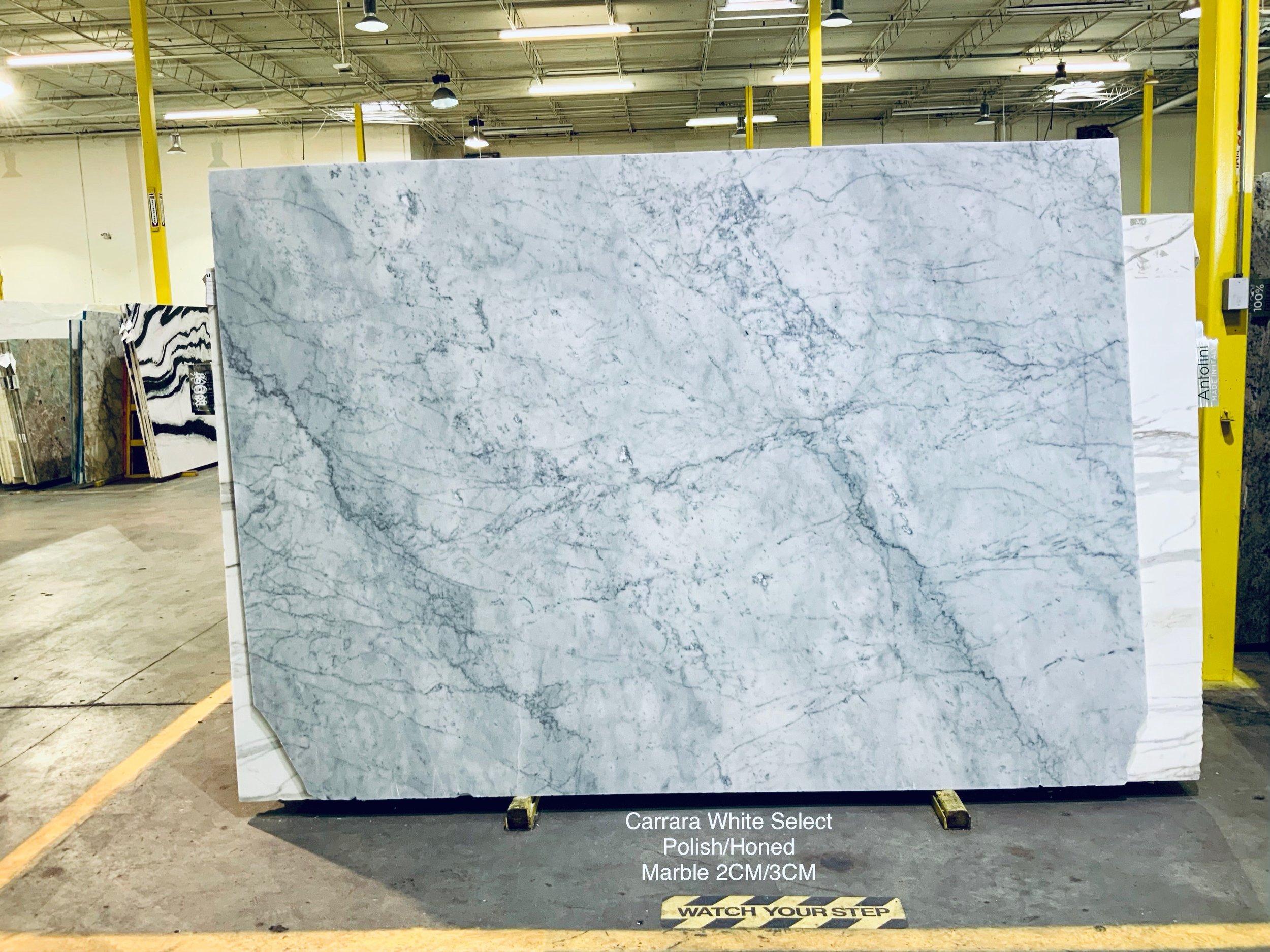 Carrara White Select
