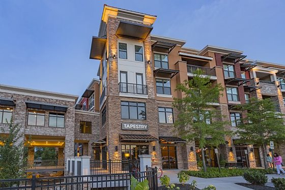 Brentwood's First Apartments/Condominiums -  Commercial Residential Zoning