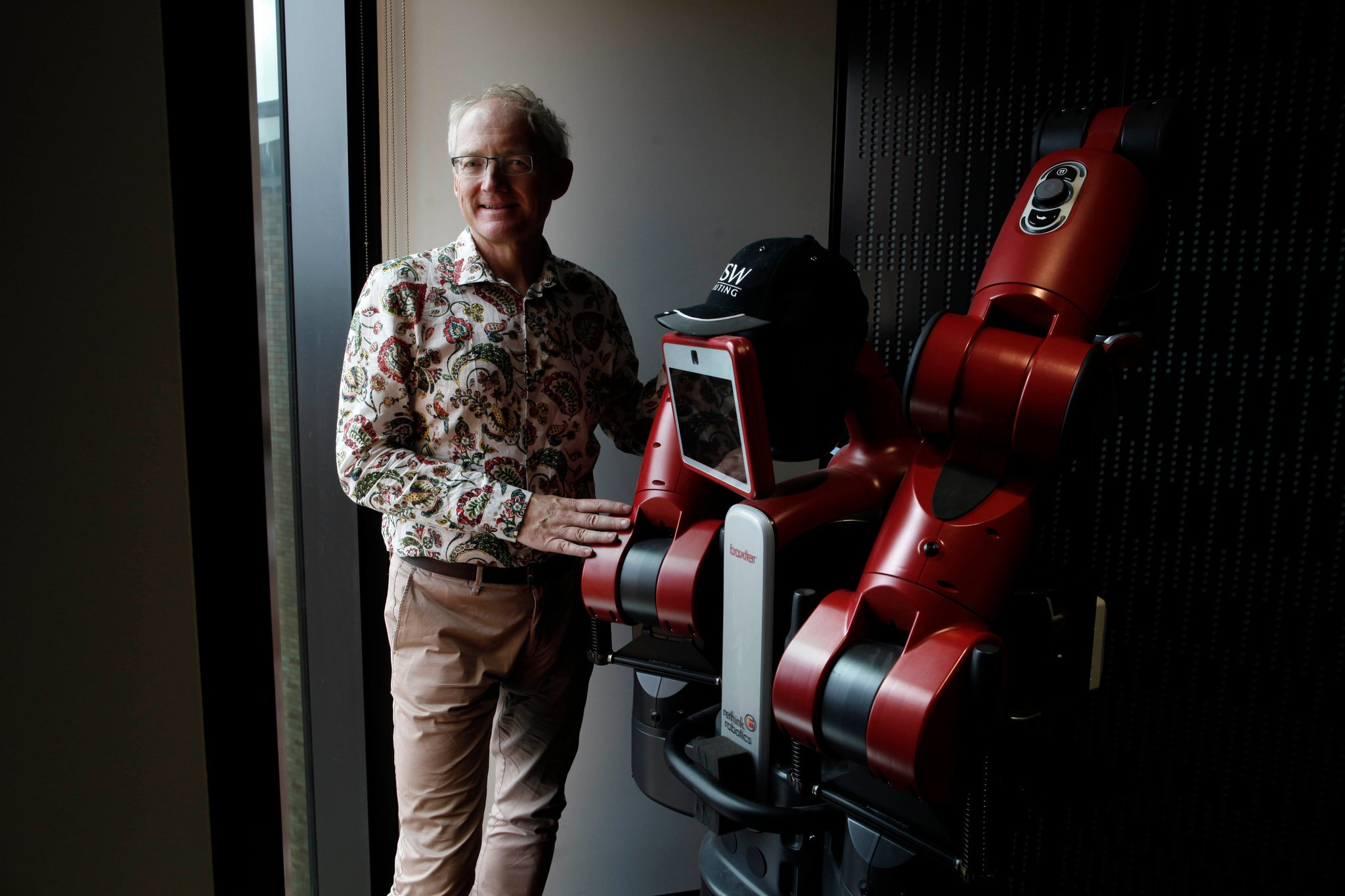 ARTICLE: Toby Walsh, A.I. Expert, Is Racing to Stop the Killer Robots