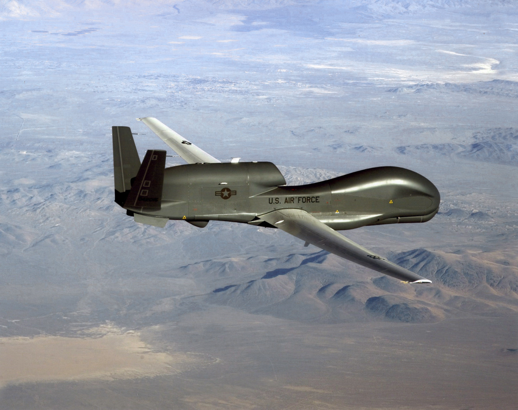 ARTICLE: Iran Shot Down a $176 Million U.S. Drone. Here's What to Know About the RQ-4 Global Hawk