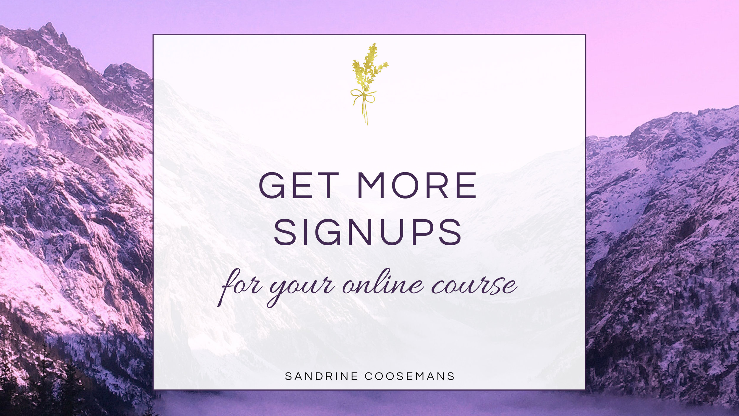 Selling your online course - When launching an online course, should you keep the cart open - or close it after a limited amount of time? Which will get you more signups - and which is more suitable for your type of course?