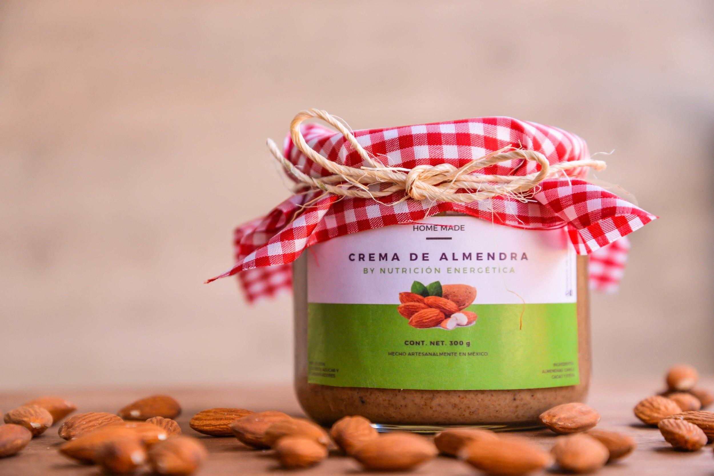 Crema de Almendra - 300 gr