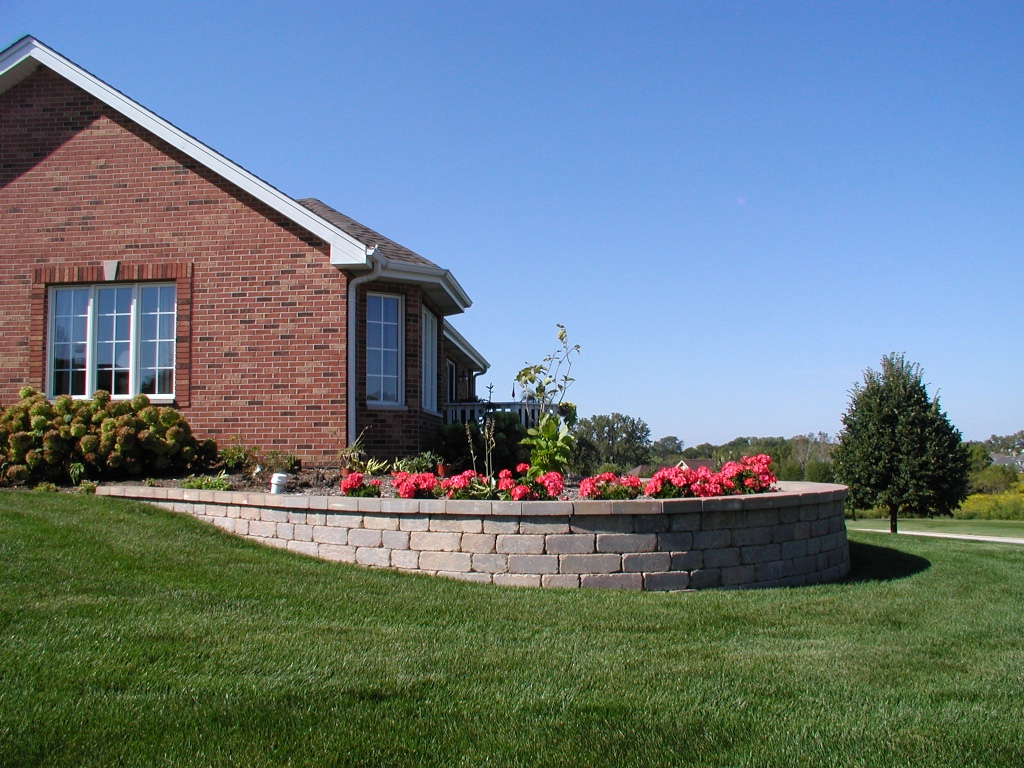 Lawn fertilization in Peotone, IL