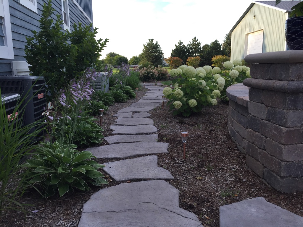 Landscape maintenance with plant care in Peotone, IL