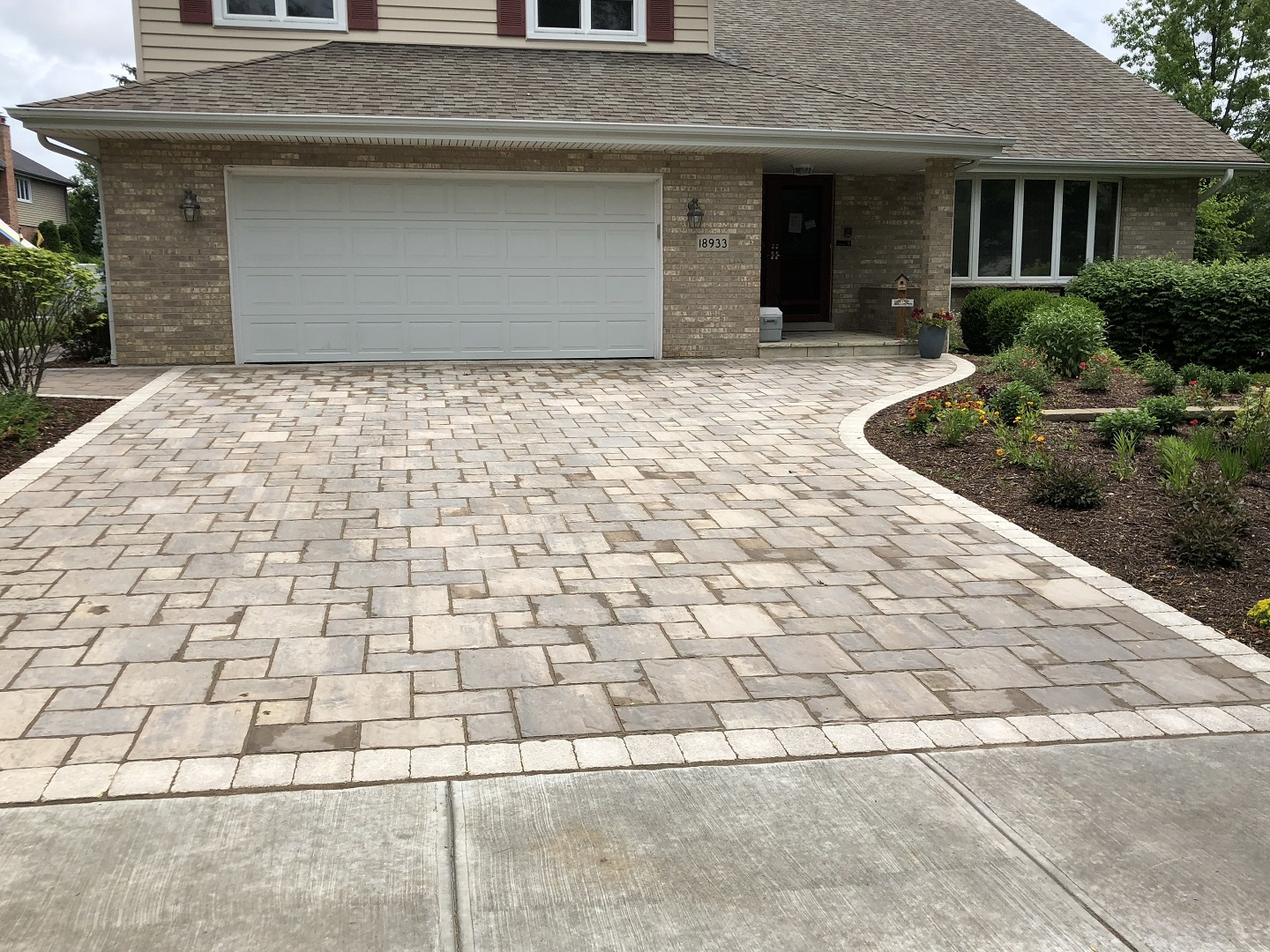 Driveway pavers in Peotone, IL